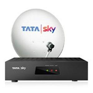 Tatasky SD Dth Connection