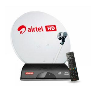 Airtel Digital TV HD Set Up Box