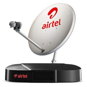 Airtel Digital TV SD Set Up Box